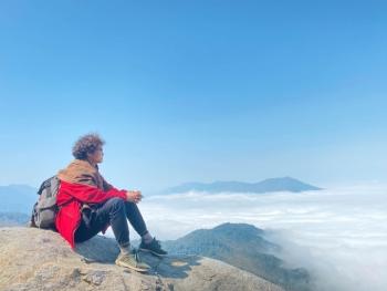 Săn mây ở đỉnh Pu Xai Lai Leng - Tây Bắc thu nhỏ ở miền Tây xứ Nghệ