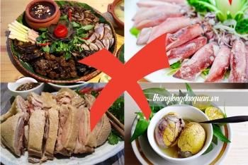 Rằm tháng Giêng kiêng ăn gì để không gặp vận xui năm Tân Sửu?