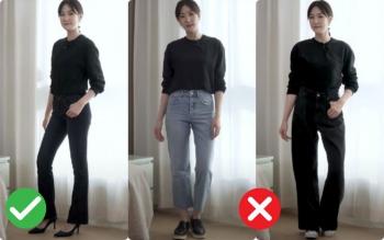 Cao 1m74 vẫn bị dìm tơi tả bởi 4 kiểu quần jeans quen mặt