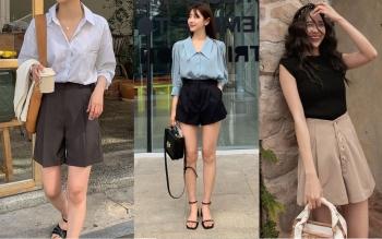 Hội sành điệu toàn mix quần shorts với 5 kiểu áo này để có outfit đẹp hết chỗ chê
