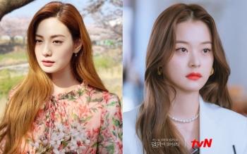 4 màu tóc nhuộm đang hot rần rần trong phim Hàn