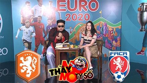 EURO 2020: Thầy mo mò tỷ số trận Hà Lan vs Czech