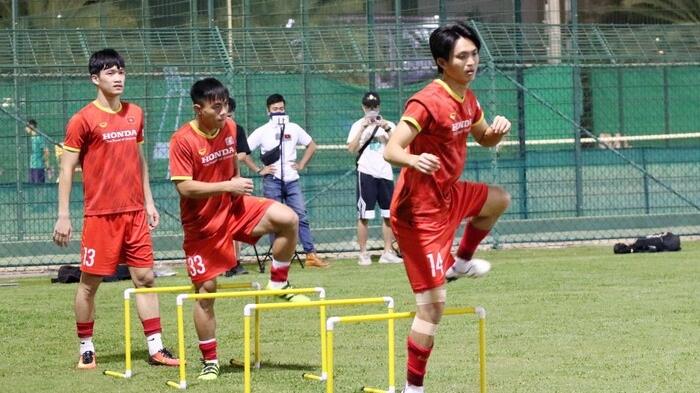 Tuấn Anh bị chấn thương dây chằng đầu gối: Ông Park thêm nỗi lo trước Nhật Bản