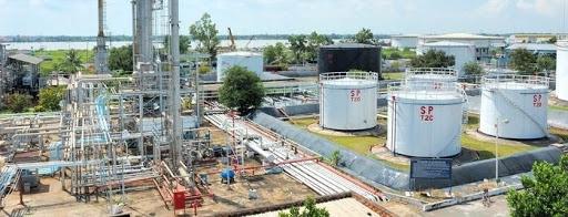 Xí nghiệp liên doanh chế biến dầu khí Sài Gòn Petro thành lập khi nào?