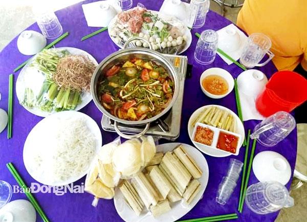Thưởng thức món ăn các dân tộc ở Đồng Nai