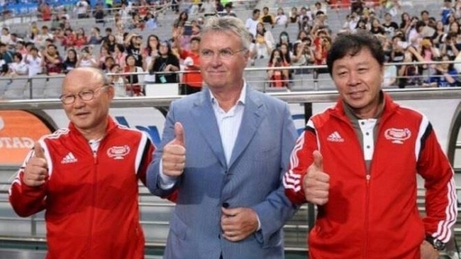 Bạn thân thầy Park nộp đơn ứng cử dẫn dắt tuyển Thái Lan