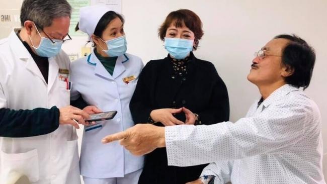 Nghệ sĩ Giang Còi phải rao bán xe hơi để chạy chữa bệnh ung thư trở nặng