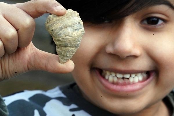 Đào được vật lạ sau nhà, cậu bé khiến cả giới khảo cổ kinh ngạc