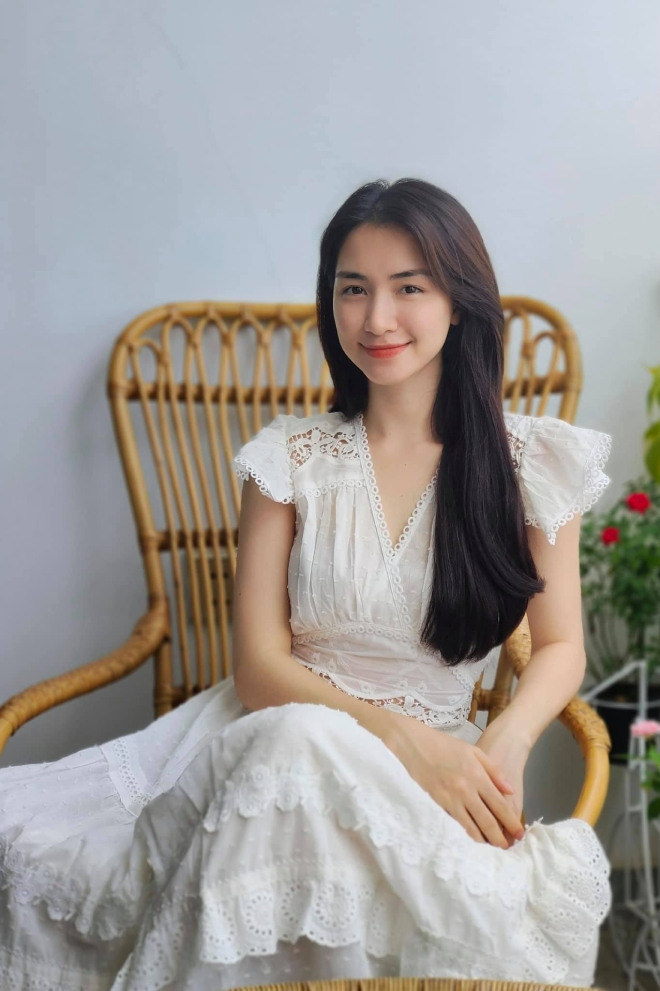 Hòa Minzy hé lộ thời điểm sinh thêm con thứ hai cho chồng thiếu gia