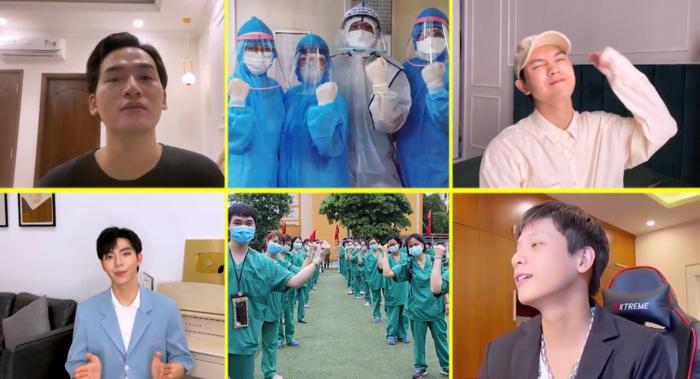 Chiến binh The Heroes lan tỏa nguồn năng lượng tích cực qua 'liều vắc-xin' mang tên 'Hơi thở Việt Nam'