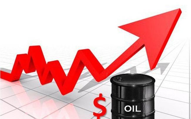 Giá dầu ngày 15/9 tiếp đà tăng mạnh, dầu Brent lên mức 74 USD