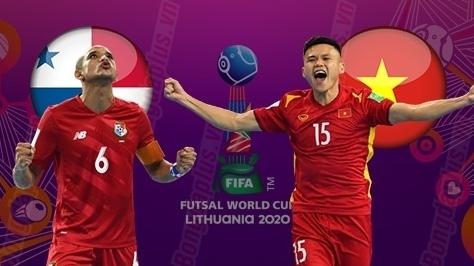 Nhận định futsal Panama vs Việt Nam, 22h00 ngày 16/9: Không còn đường lùi