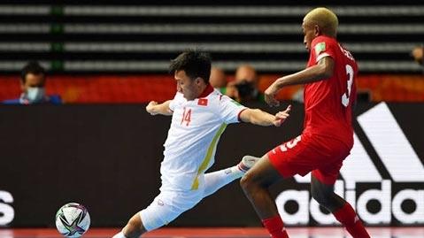 Văn Hiếu trở thành người hùng của Việt Nam ở World Cup chỉ sau 3 năm chơi futsal