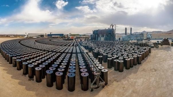 Giá dầu ngày 18/9 đồng loạt giảm mạnh