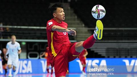 ĐT futsal Việt Nam: Niềm tin mãnh liệt tạo nên chiến thắng!