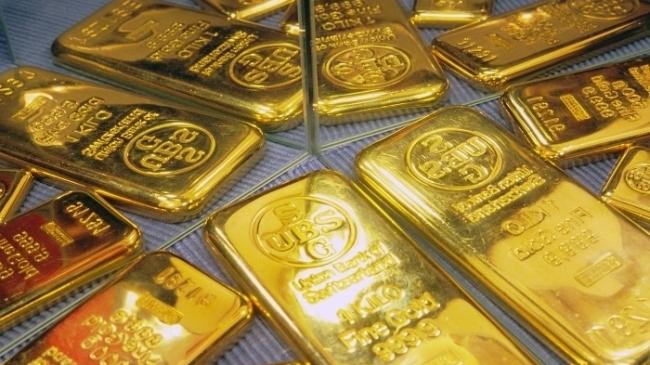 Giá vàng ngày 22/9 giảm nhẹ đợi tín hiệu từ Fed