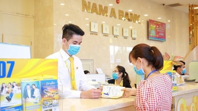 Tin nhanh ngân hàng ngày 3/10: Nam A Bank giảm lãi suất, đồng hành cùng khách hàng vượt dịch Covid-19