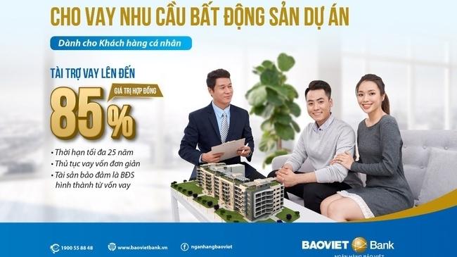 Tin nhanh ngân hàng ngày 5/10: Vay mua nhà dự án dễ dàng tại BaoViet Bank