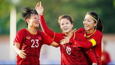Bốc thăm xếp lịch thi đấu Asian Cup nữ 2022