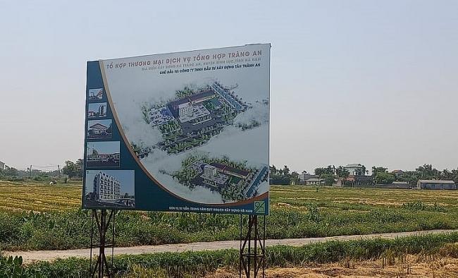 Chủ đầu tư Dự án khu đô thị TEELhomes Tràng An bán dự án trên giấy cho khách hàng