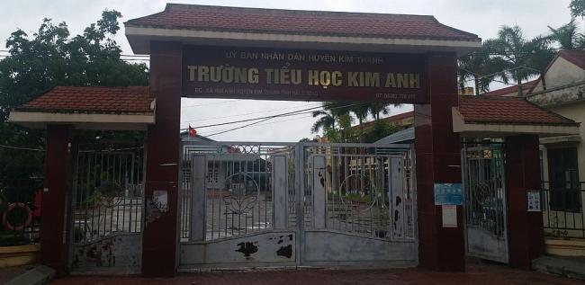 """Nhà thầu có dấu hiệu """"rút lõi"""" công trình trường tiểu học Kim Anh?"""