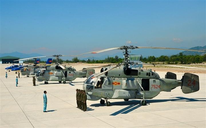Sức mạnh đáng nể của Hải quân nhân dân Việt Nam