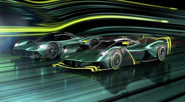 Aston Martin Valkyrie AMR Pro - xe đua mạnh 1.000 mã lực