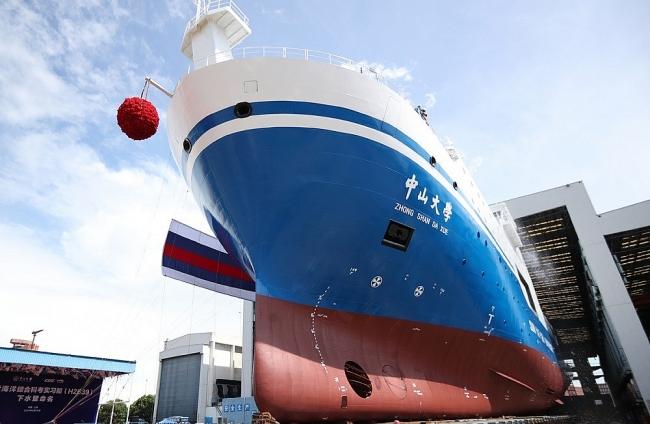 Việt Nam phản đối tàu Trung Quốc thăm dò ở Hoàng Sa