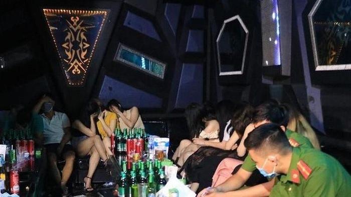 Đột kích quán karaoke, phát hiện 36 người dương tính ma túy