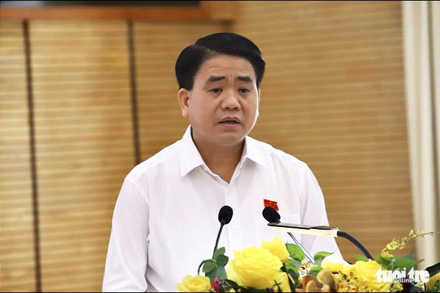 Ông Nguyễn Đức Chung bị đề nghị truy tố vì 'giúp' Nhật Cường trúng thầu
