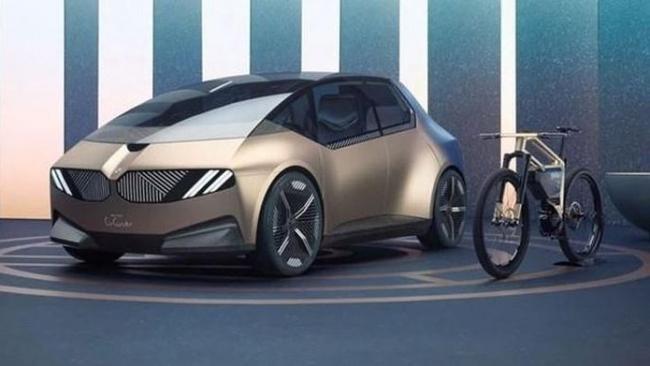 Hãng ôtô hạng sang BMW giới thiệu mẫu xe dùng vật liệu tái chế