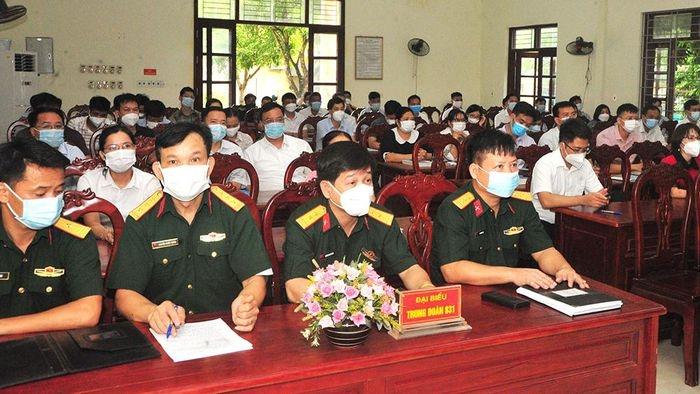 Bắc Giang: Bồi dưỡng kiến thức quốc phòng - an ninh cho cán bộ diện đối tượng 3