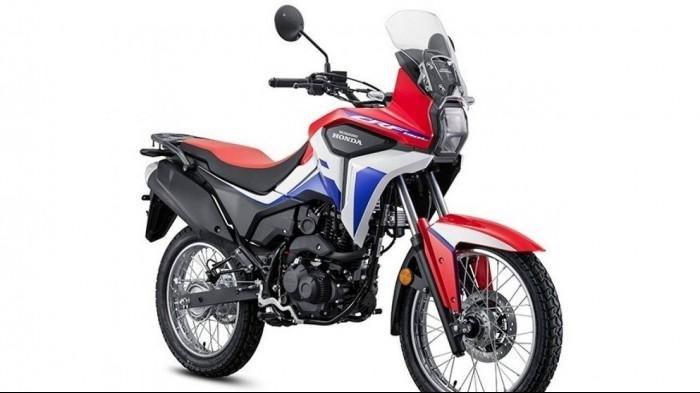 Mô tô địa hình Honda CRF190L 2022 ra mắt, giá 63 triệu đồng