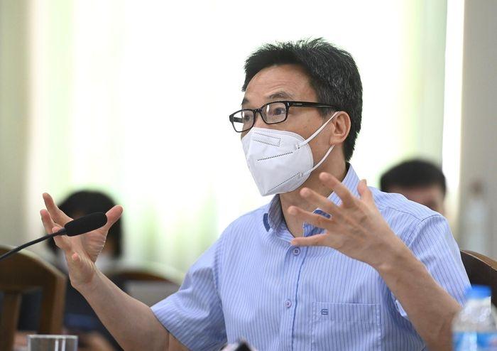 Phó thủ tướng đề nghị Bộ Y tế xem xét lại bộ tiêu chí kiểm soát dịch