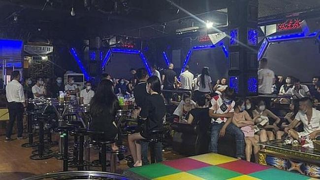 Phát hiện 104 người cả nam cả nữ tụ tập trong quán bar S86