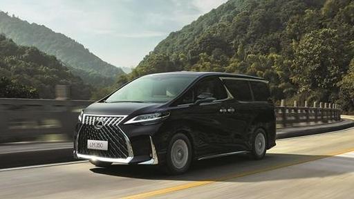 """LEXUS LM 350 - Mẫu xe dành cho """"ông chủ"""", giá hơn 8 tỷ đồng"""