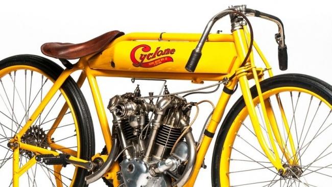 10 mẫu mô tô đắt nhất lịch sử