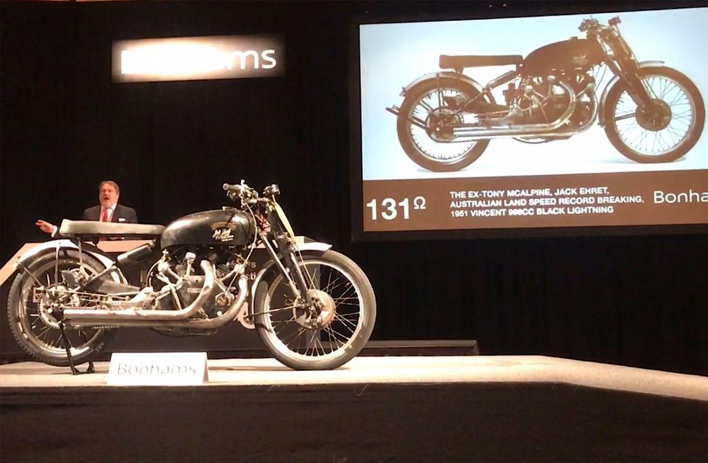 10 mẫu mô tô đắt nhất lịch sử - Ảnh 6