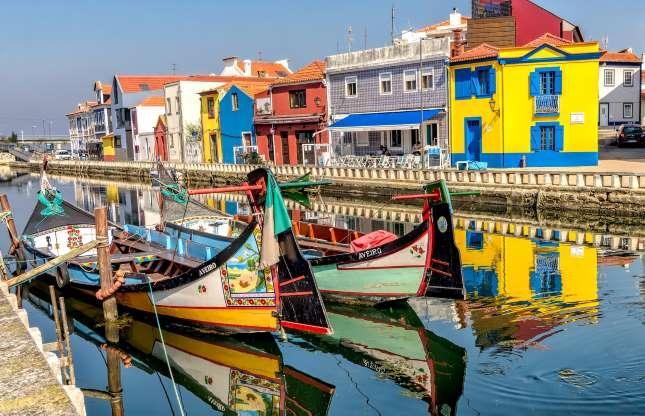 Ngỡ ngàng trước vẻ đẹp của các kênh đào trên thế giới
