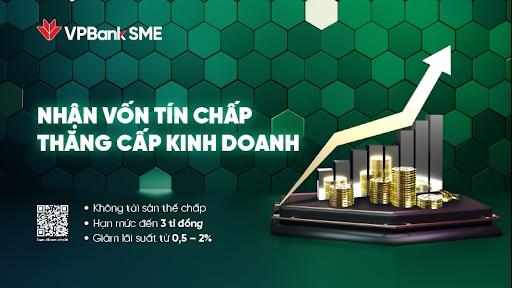 Tin nhanh ngân hàng ngày 18/6: VPBank giảm tới 2% lãi suất, tăng hạn mức vay tín chấp lên 3 tỷ đồng hỗ trợ SME
