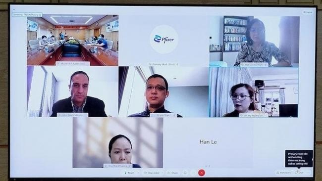 Pfizer cam kết cung ứng cho Việt Nam 20 triệu liều vaccine Covid-19 cho trẻ em 12-18 tuổi