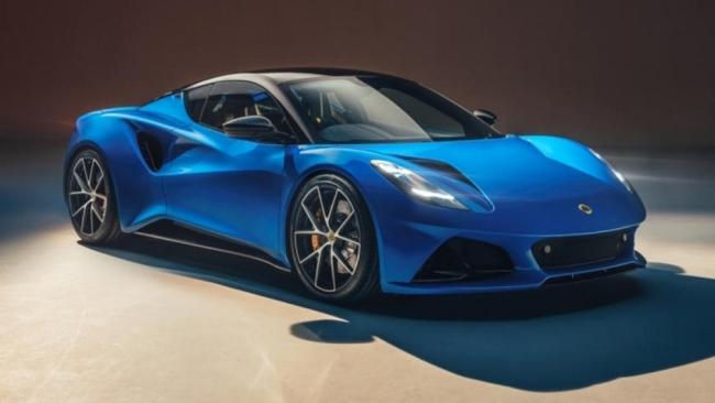 Lotus ra mắt xe thể thao Emira thế hệ mới với giá chưa đến 2 tỷ đồng