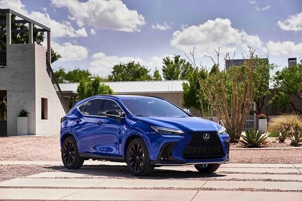 Lexus NX 2022 sẽ được đưa vào sản xuất từ quý III/2021