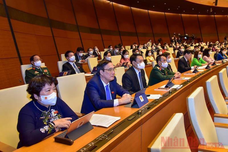 499 người trúng cử đủ tư cách đại biểu Quốc hội khóa XV
