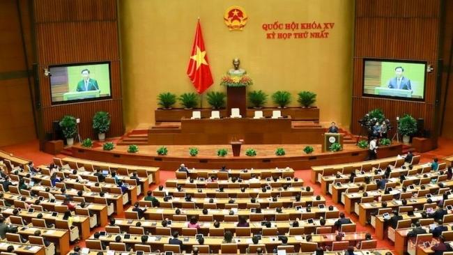 Thông cáo số 1 Kỳ họp thứ nhất, Quốc hội khóa XV