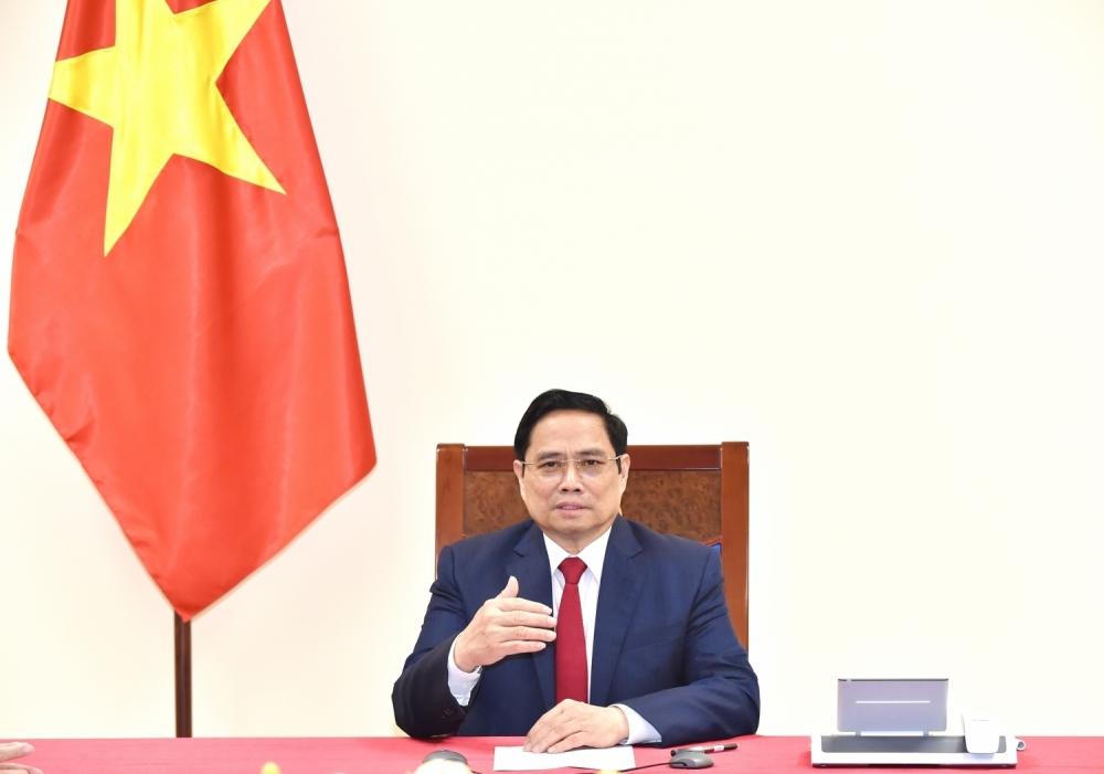 Thủ tướng Phạm Minh Chính gửi thư cảm ơn Thủ tướng Campuchia hỗ trợ TP Hồ Chí Minh ứng phó dịch COVID-19
