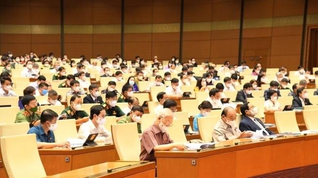 Ý kiến, kiến nghị của cử tri và nhân dân gửi đến Kỳ họp thứ nhất, Quốc hội khóa XV