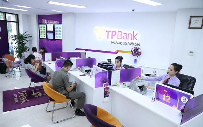 Do đâu TPBank đạt lợi nhuận hơn 3.000 tỷ đồng trong 6 tháng đầu năm?