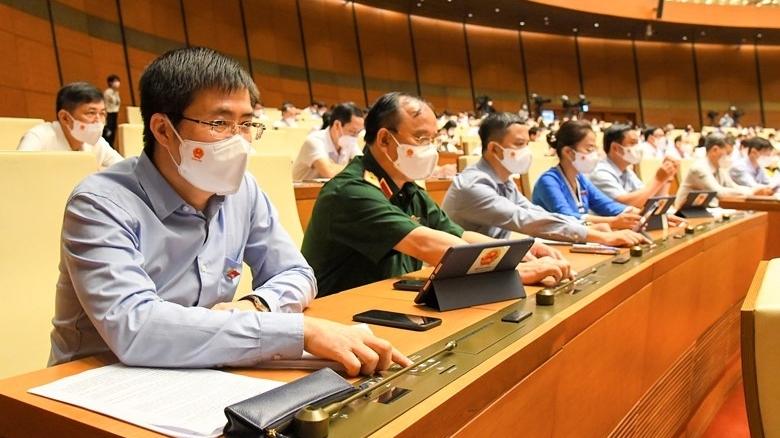 Quốc hội thông qua cơ cấu Chính phủ nhiệm kỳ mới