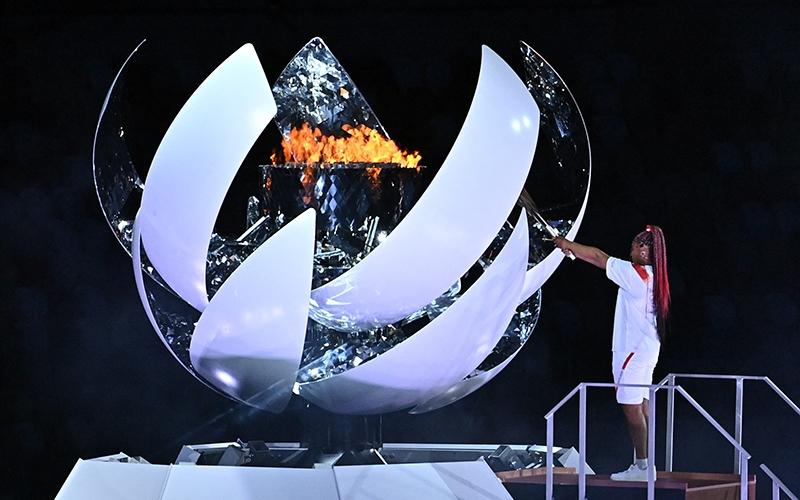 Khai mạc thế vận hội Olympic Tokyo 2020 - Ấn tượng và giàu cảm xúc